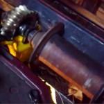 wyciągarka mechaniczna , moc 140KM